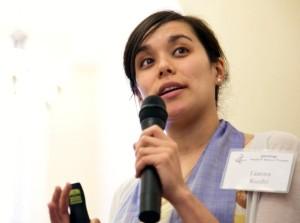 Lianna Kushi, board president